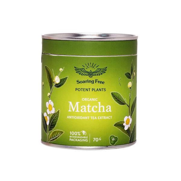 Soaring Free Matcha Powder