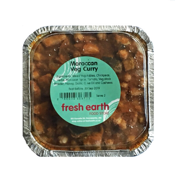 Vegetable Curry Frozen