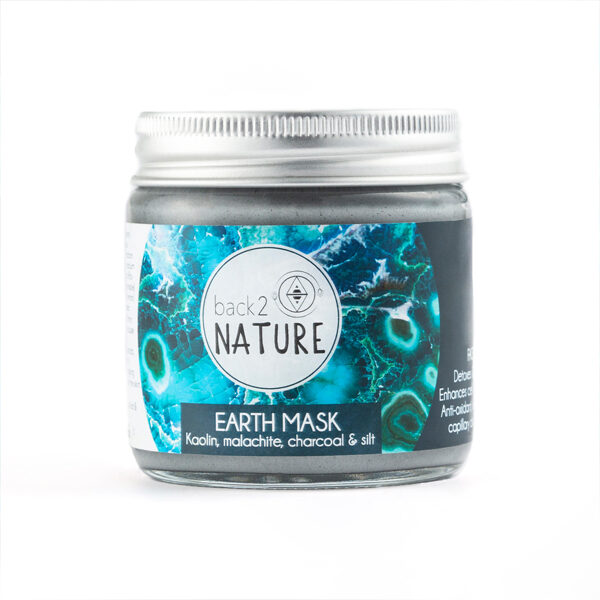 Back to Nature Face Mask