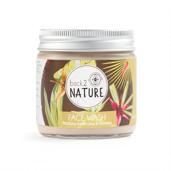 Back to Nature Face Wash 1
