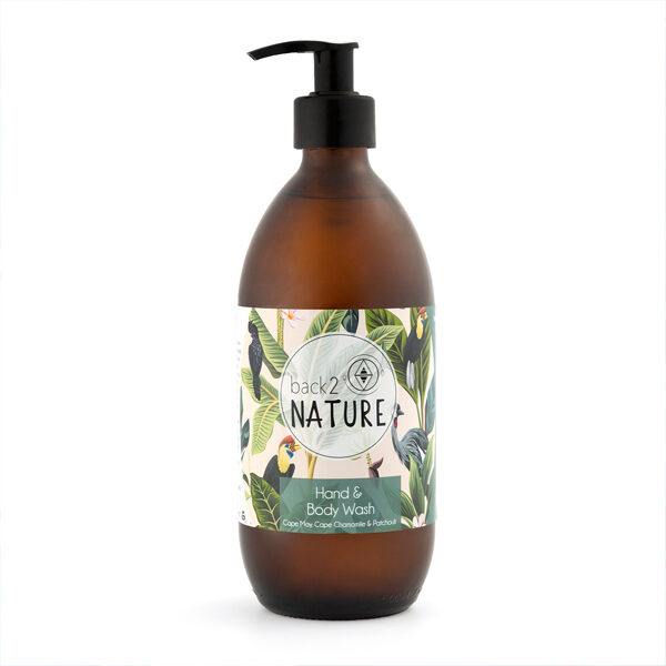 Back to Nature Hand and Body Wash
